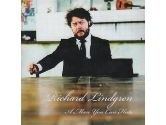 Richard Lindgren ?- A Man You Can Hate 2CD
