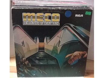 Meco - Encounters Of Every Kind, LP