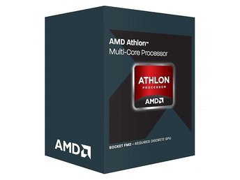 AMD Athlon X4 845 3,5GHz Socket FM2+ Box incl. Quiet Cooler
