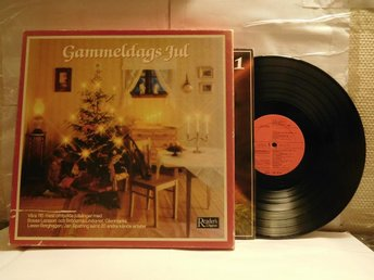 GAMMELDAGS JUL - 9-LP BOX - READERS DIGEST
