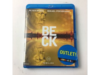 Nordisk Film, Blu-ray Film, Beck