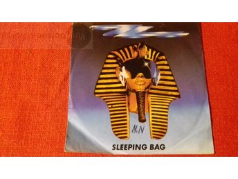 ZZ TOP SLEEPING BAG Vinylborsen-skivbutik