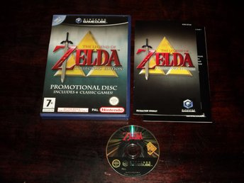 GC The Legend of Zelda Collectors Edition