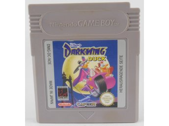 Disney's Darkwing Duck - Game Boy