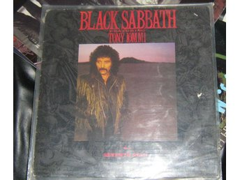 "black sabbath LP ""seventh star"""