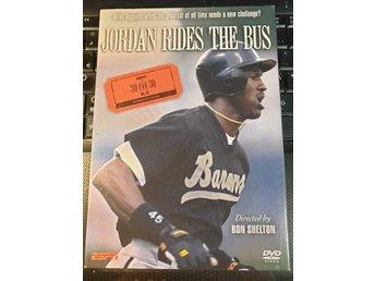 Masaje vencimiento Rizado  Jordan Rides the Bus (2010) - Slipcase DVD - Mi.. (422667707) ᐈ Köp på  Tradera
