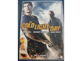 THE COLD LIGHT OF DAY - BRUCE WILLIS, HENRY CAVILL