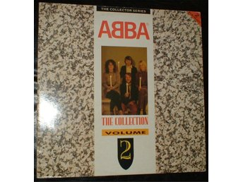 ABBA 2LP The Collection Volume 2 1988 UK