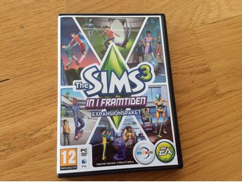 "The Sims 3 expansionspaket ""in i framtiden"""