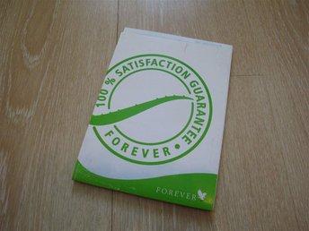 Ett kvittoblock från Forever Living. Ej använt, nytt, aloe vera, material - Bromma - Ett kvittoblock från Forever Living. Ej använt, nytt, aloe vera, material - Bromma