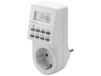 Digital timer - 16 kombinationer