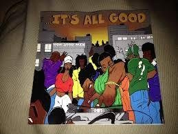 CD - IT´S ALL GOOD - NON STOP MIX - ZULU NATION
