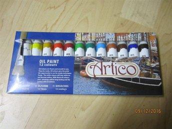 OIL Paint 12 Color - Trelleborg - OIL Paint 12 Color - Trelleborg