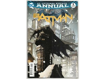 Batman 3rd Series Annual # 1 NM Ny Import