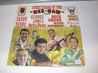 "Various - Guest Stars Of The ""Hee-Haw"" Show"