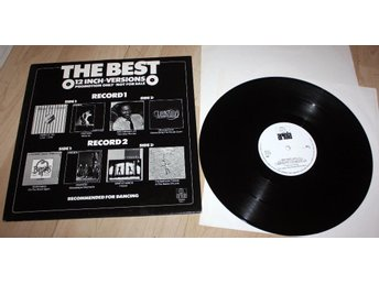 THE BEST 12' Versions PROMO 2 x12'  45 rpm Simple Minds
