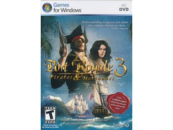 Port Royale 3 Pirates & Merchants