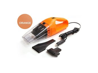 Car Vacuum 12V 120W Auto Cleaner 6 in 1 Handheld Vacuums Power Cord Hoover