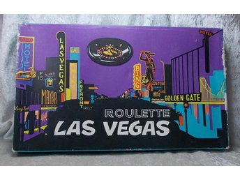 LAS VEGAS ROULETTE - Made in Italy