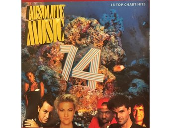 ABSOLUTE MUSIC 14, 2LP, 304 631