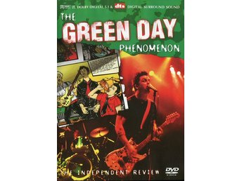 Green Day -The Green Day phenomenon DVD documentary 2005