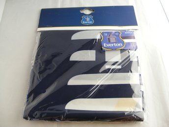 Everton - FLAGGA - Officiell produkt - NY