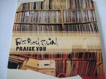 FATBOY SLIM Praise you CD SINGEL