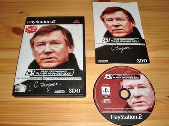 PS2: Alex Fergusons Player Manager 2001