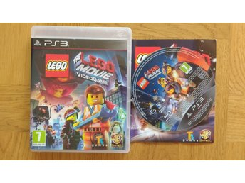 PlayStation 3/PS3: LEGO Movie the Game