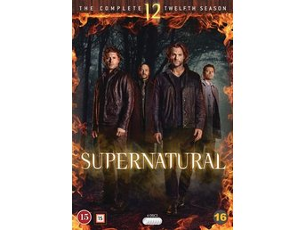 Supernatural / Säsong  12 (6 DVD)