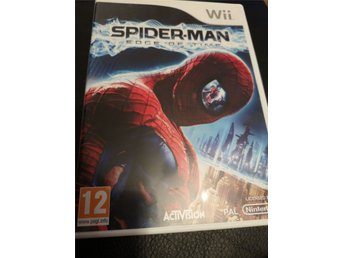 Nintendo Wii Spider-Man Edge of time