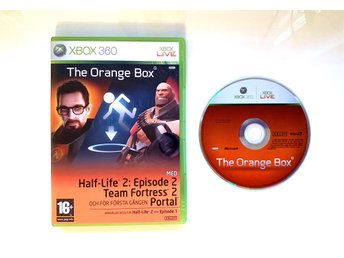 The Orange Box (Xbox 360) inkl Half-Life 2: Episode 2, Portal, Team Fortress 2!