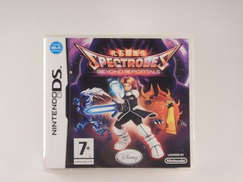 Nintendo DS  --  Spectrobes Beyond the Portals  --  PAL