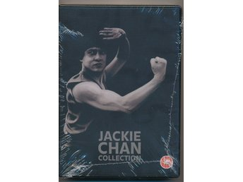 JACKIE CHAN-COLLECTION (5-DVD BOX) UTGÅNGEN /  NY PLASTEN KVAR