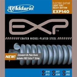 D'addario EXP140 Light Top/Heavy Bottom 10-52