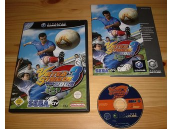GameCube: Virtua Striker 3 ver 2002