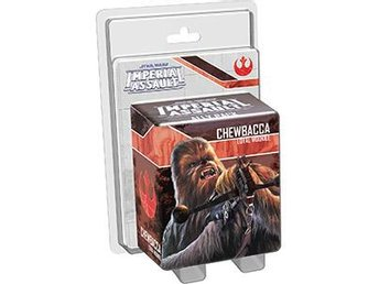 Star Wars Imperial Assault: Chewbacca Ally Pack - Brädspel