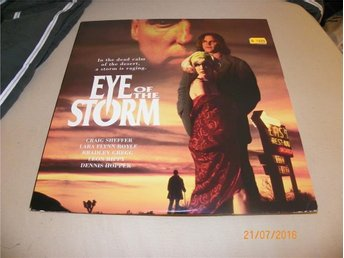 Eye of the storm - 1 st Laserdisc