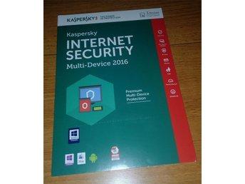 Kaspersky Internet Security 2016 Multi Device, 3 PC, 1 År - Rotherham - Kaspersky Internet Security 2016 Multi Device, 3 PC, 1 År - Rotherham