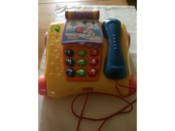 Fisher Price Laugh&Learn Counting Phone