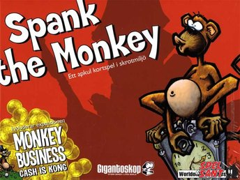 Spank the Monkey (inkl. Monkey Business Expansion (Svensk Version)