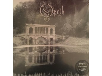 OPETH - MORNINGRISE 2-LP 180G VIT VINYL GATEFOLD NY
