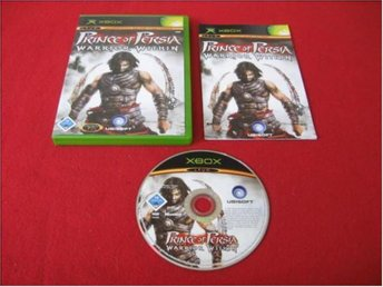 PRINCE OF PERSIA WARRIOR WITHIN till Xbox