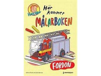 Halvan Målarbok & Pysselbok (Nytt) - Nacka - Halvan Målarbok & Pysselbok (Nytt) - Nacka