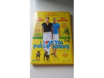 I Love You Phillip Morris. Svensksåld.