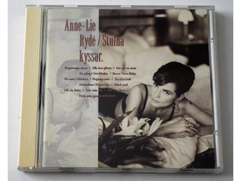 Anne-Lie Rydé / Stulna kyssar. CD