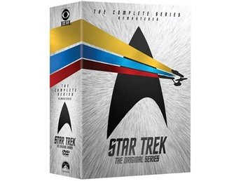Star Trek TOS / Complete collection - Repack (23 DVD)