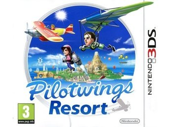 PilotWings Resort (Beg)