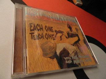 Groundation - Each one Teach One Ras Michael Reggae CD