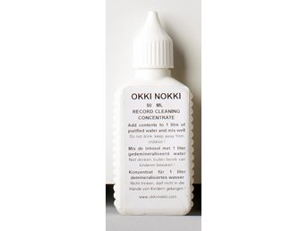 Vätska för tvättmaskin Okki Nokki. Liquid for washing machine Okki Nokki. 50ml
